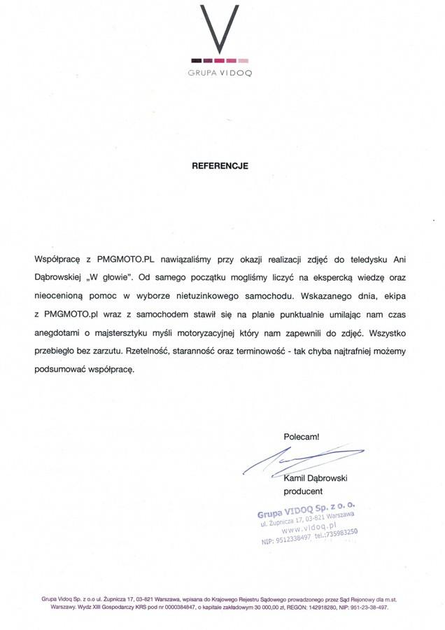 Grupa VIDOQ Sp. z o.o.